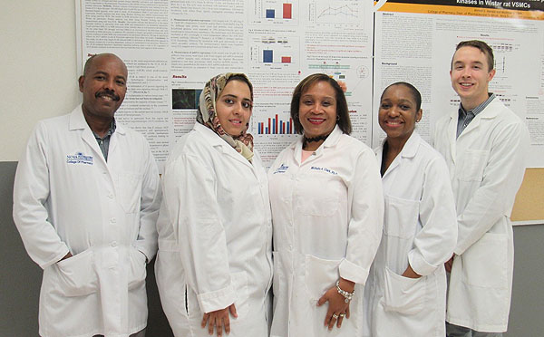 Dr. Clark's Research Group