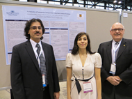 Mutasem Rawas-Qalaji, B. Pharm., Ph.D, Noor Daghistani, Pharm.D., and Keith Simons, Professor, Faculty of Pharmacy, University of Manitoba
