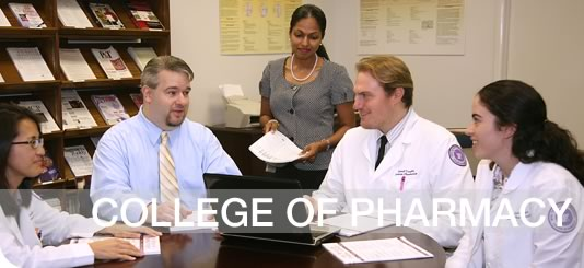 NSU College of Pharmacy Drug Information Center