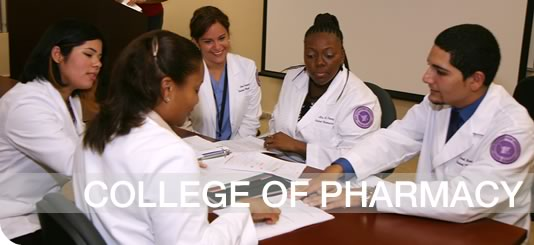 NSU College of Pharmacy CCHIR