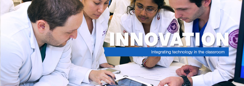 Innovation: Integrating technology in the classroom
