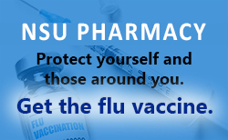 Flu vaccine at NSU Pharmacy