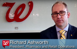Richard Ashworth, Pharm.D.
