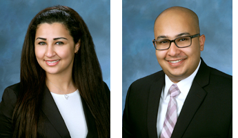 Drs. Almasri and Noor