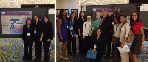 NSU College of Pharmacy Students Placed First in SNPhA 41st Annual National Conference Research Poster Competition