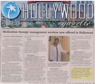 Roebuck in Hollywood Gazette